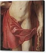 Rubens, Peter Paul 1577-1640. Mercury Canvas Print