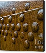 Rusted Whaling Machinery Canvas Print