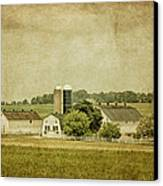 Rustic Farm - Barn Canvas Print