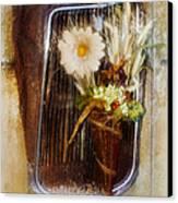 Rustic Romance Canvas Print by La Rae  Roberts
