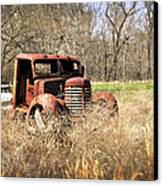 Rusting Away Canvas Print by Marty Koch