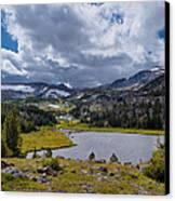 Rydberg Lake Canvas Print