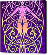 Sacred Ecology Canvas Print by Cristina McAllister