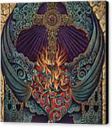 Sacred Heart Canvas Print
