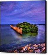 Safe Haven Canvas Print by Marvin Spates