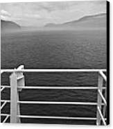 Saguenay Canvas Print by Arkady Kunysz