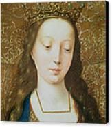 Saint Catherine Canvas Print