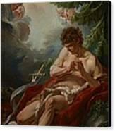 Saint John The Baptist Canvas Print