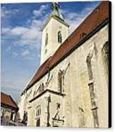 Saint Martins Cathedral  Canvas Print