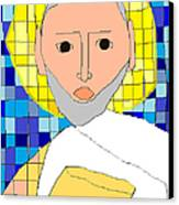 Saint Paul Canvas Print by Anita Dale Livaditis