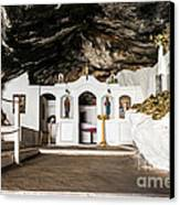 Saint Thomas Church Canvas Print