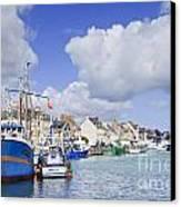 Saint Vaast La Hougue Normandy France Canvas Print