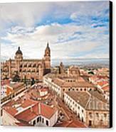 Salamanca Canvas Print by JR Photography