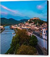 Salzburg 04 Canvas Print