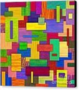 Sampler Canvas Print