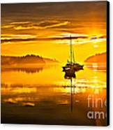 San Juan Sunrise Canvas Print