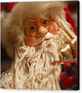Santa Claus - Antique Ornament - 08 Canvas Print by Jill Reger