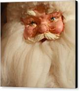 Santa Claus - Antique Ornament - 14 Canvas Print