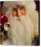 Santa Claus - Antique Ornament - 17 Canvas Print by Jill Reger