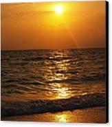 Sarasota Sunset Florida Canvas Print
