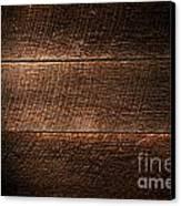 Saw Marks On Wood Canvas Print