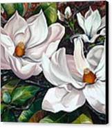 Scent Of The South. Canvas Print by Karin  Dawn Kelshall- Best