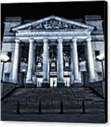 Schermerhorn Symphony Center Canvas Print by Dan Sproul