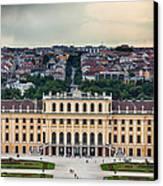 Schonbrunn Windows Canvas Print by Viacheslav Savitskiy