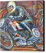 Scott 2 Canvas Print by Mark Jones