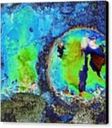 Sea Breeze Canvas Print by Tom Druin