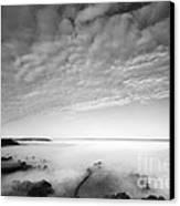 Sea Of Fog Canvas Print