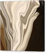 Sea Shell No 1 Canvas Print