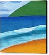 Seascape Canvas Print by Bav Patel