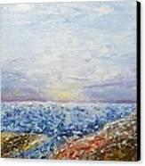 Seascape Canvas Print by Draia Coralia