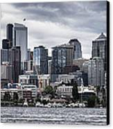 Seattle's Skyline Canvas Print