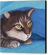 Secret Hideout Canvas Print