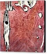 Seduction Seven Canvas Print by Mark M  Mellon