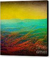 Seeking Canvas Print by Lorraine Heath