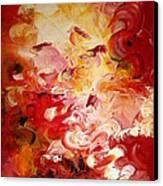 Senteurs Exquises Canvas Print by Isabelle Vobmann