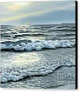 September Winds Canvas Print