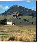 Serenity Under Bishops Peak Canvas Print