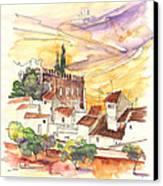 Serpa  Portugal 27 Canvas Print