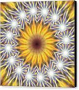 Seven Sistars Of Light K1 Canvas Print by Derek Gedney