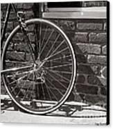 Shadow Wheel Canvas Print by   Joe Beasley