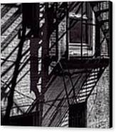 Shadows Canvas Print by Bob Orsillo
