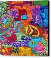 Shanji Canvas Print