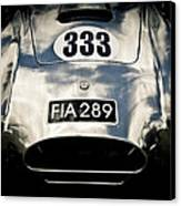 Shelby Cobra Canvas Print by Phil 'motography' Clark