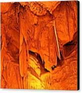 Shenandoah Caverns - 121266 Canvas Print by DC Photographer