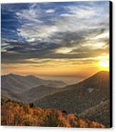 Shenandoah Virginia Sunset Canvas Print