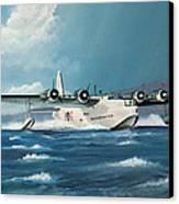 Short Sunderland Canvas Print